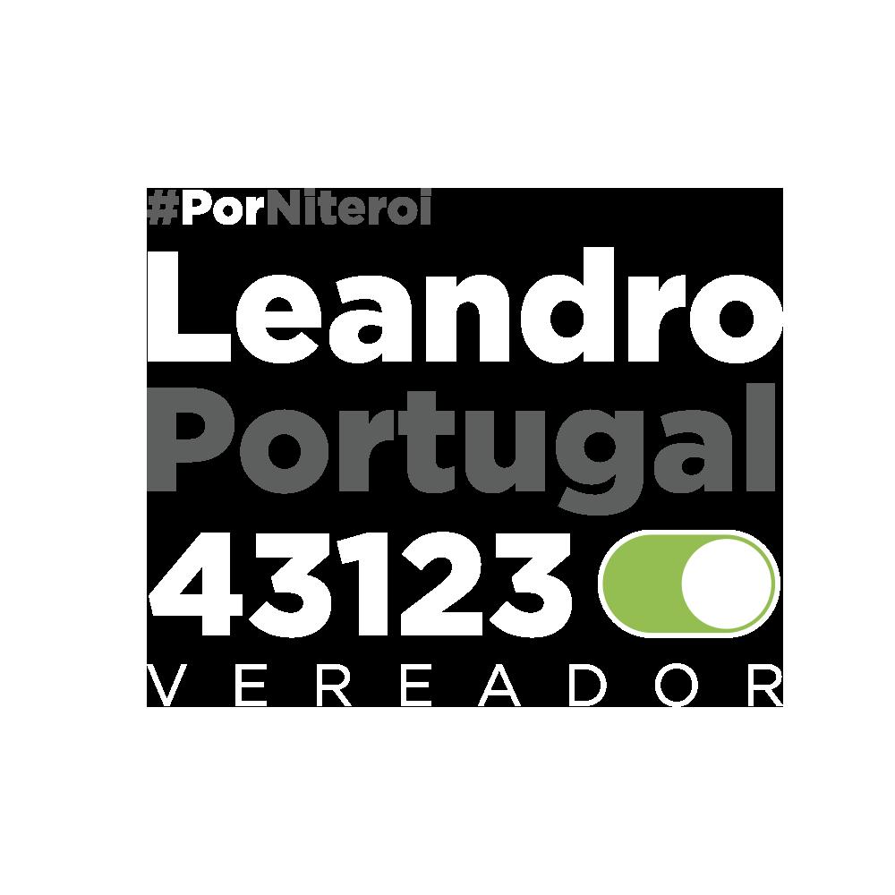 Leandro Portugal – Vereador – Niterói, RJ